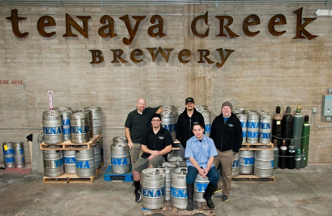 Brewery Staff